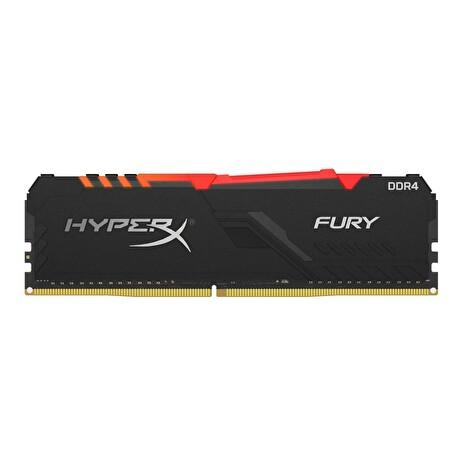 Kingston DDR4 8GB HyperX FURY DIMM 2666MHz CL16 SR x8 RGB