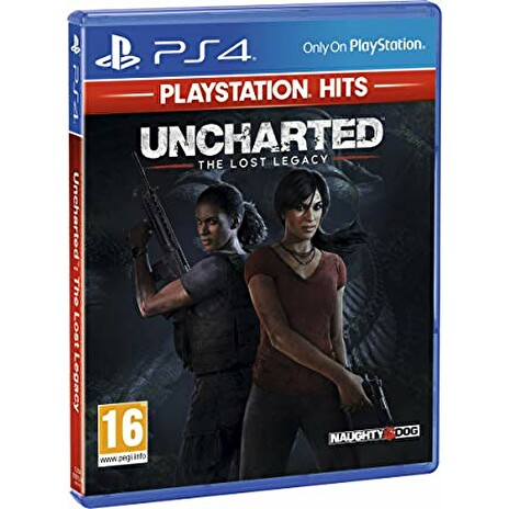 PS4 - Uncharted The Lost Legacy HITS