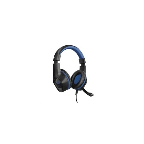 TRUST sluchátka GXT 404B RANA GAMING HEADSET PS4 blue