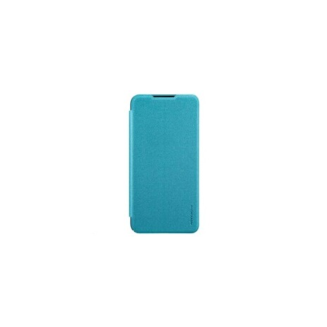 Nillkin Sparkle Leather Case for Xiaomi Mi A3 Blue