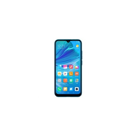 Nillkin Super Frosted Shield for Xiaomi A3 Peacock Blue