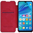 Nillkin Qin Leather Case for Xiaomi Mi A3 Red