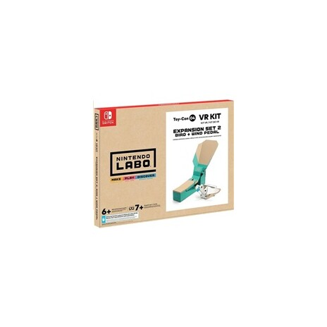 SWITCH Nintendo Labo VR Kit - Expansion Set 2