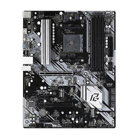 ASROCK MB B550 PHANTOM GAMING 4 (AM4, amd B550, 4xDDR4 4733, 6xSATA3 + M.2, 7.1, HDMI, USB3.2, ATX)