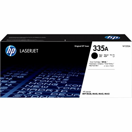 HP 335A Black Original LaserJet Toner Cartridge