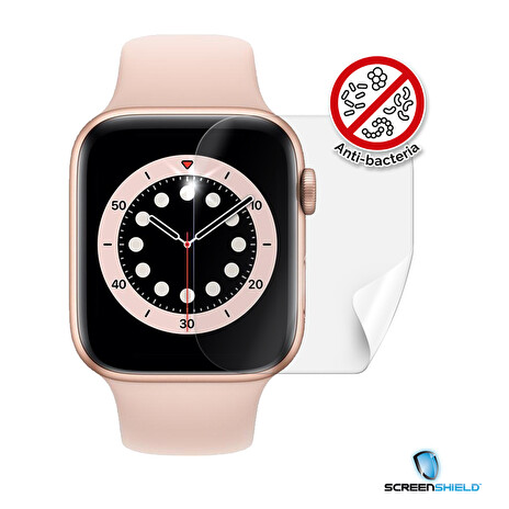 Screenshield fólie na displej Anti-Bacteria pro APPLE Watch Series 6 (40 mm)
