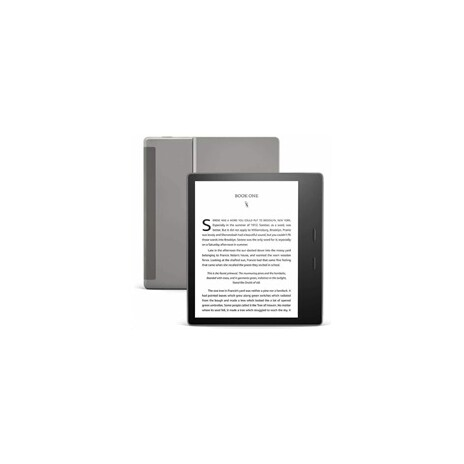 "Amazon Kindle Oasis (10th Gen – 2019) 7"" 8 GB, WiFi (300 ppi) - BLACK"