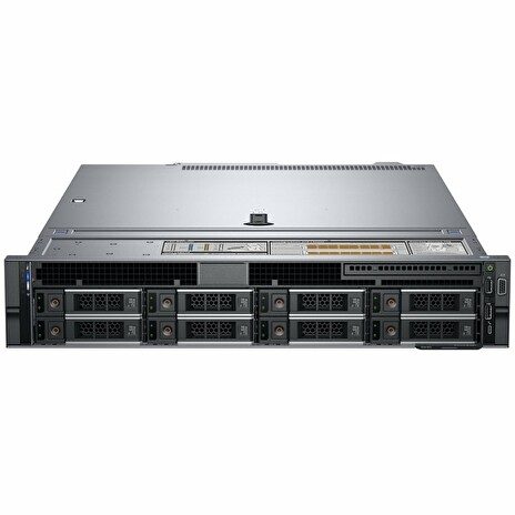 "DELL PowerEdge R540/ 8x3,5""/ 1x Xeon 4208/ 16GB/ 2x 480GB SSD/ H730/ 2x 495W/ iDRAC 9 Ent./ 2U/ 3Y PS on-site"