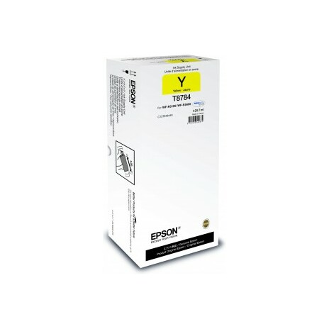 EPSON Ink bar Recharge XXL for A4 – 50.000str. Yellow 425,7 ml